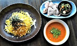 毎年恒例 『銀波露夏の涼麺』始まってます!!